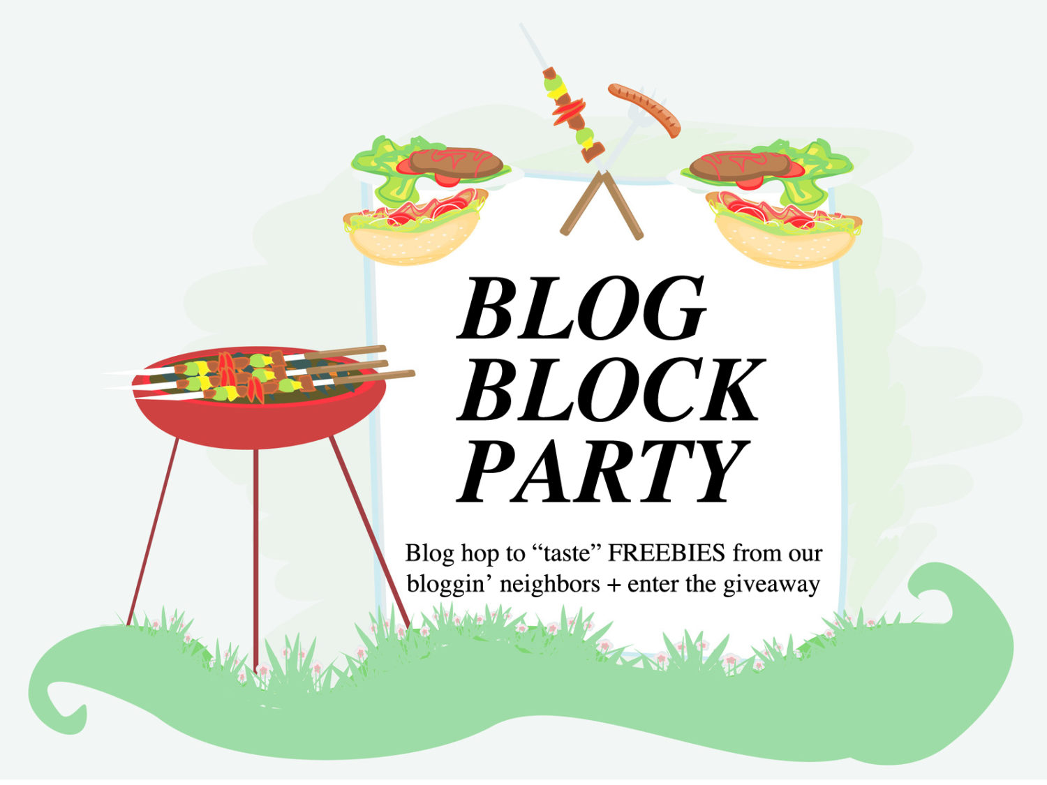 Blog Block Party with Summerana and Chic Critique