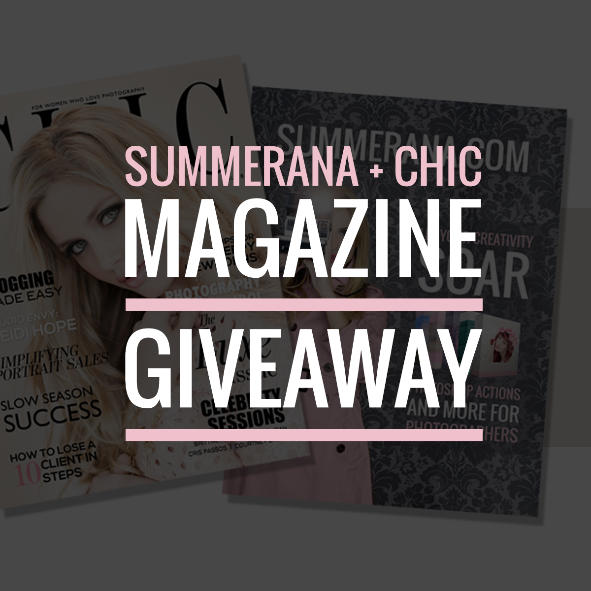 Chic Plus Summerana Magazine and Shop Giveaway