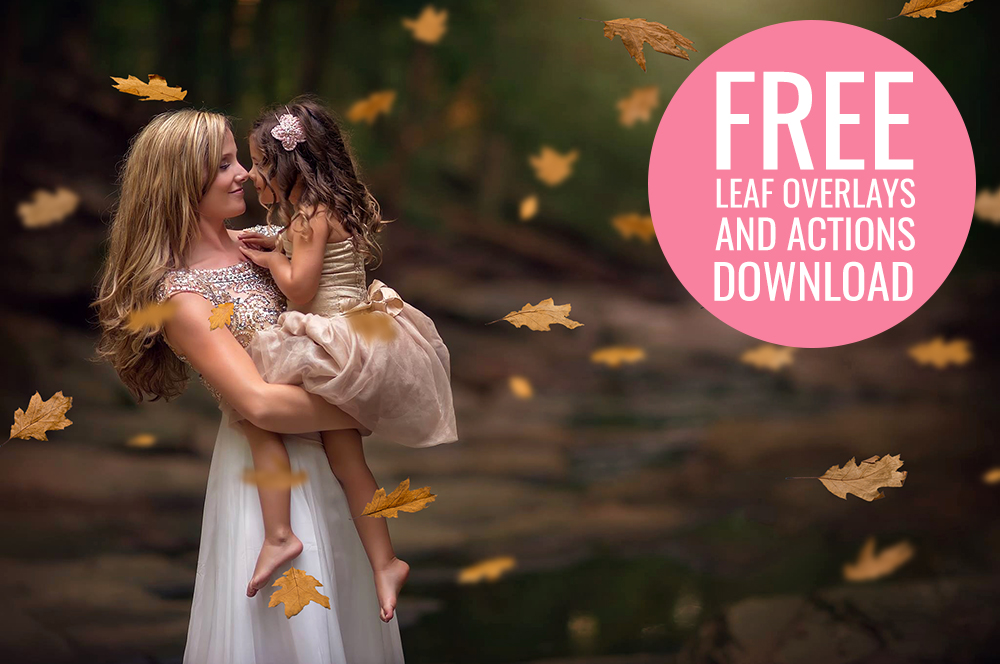 free-leaf-overlays-and-photoshop-actions-for-photographers