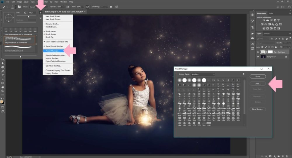 How-to-install-and-use-photoshop-brushes