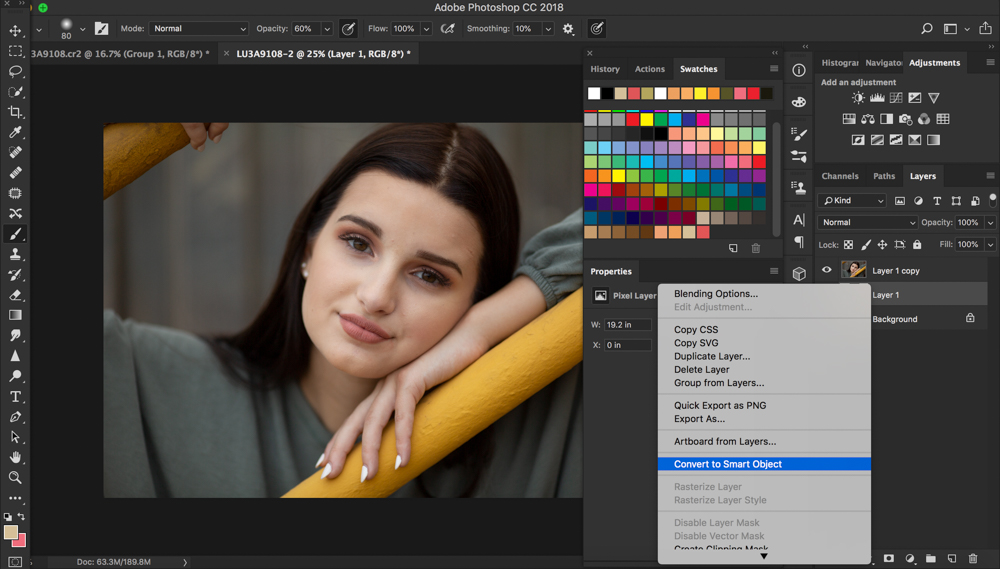Skin Hack: How to get Smooth and Silky Skin in Photoshop in