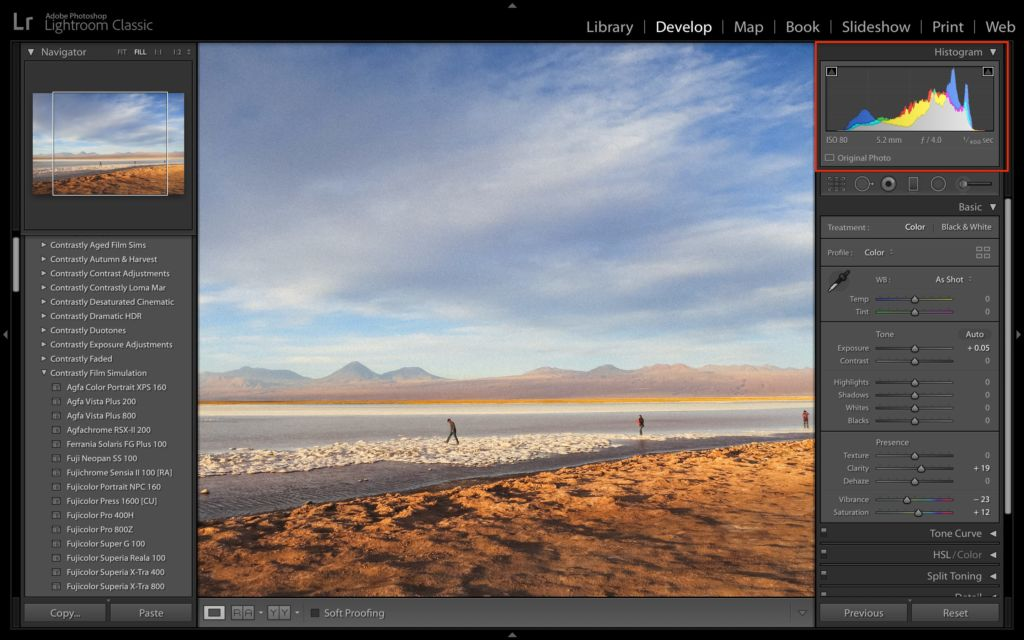 8-key-tools-you-should-be-familiar-with-in-lightroom-classic-histogram