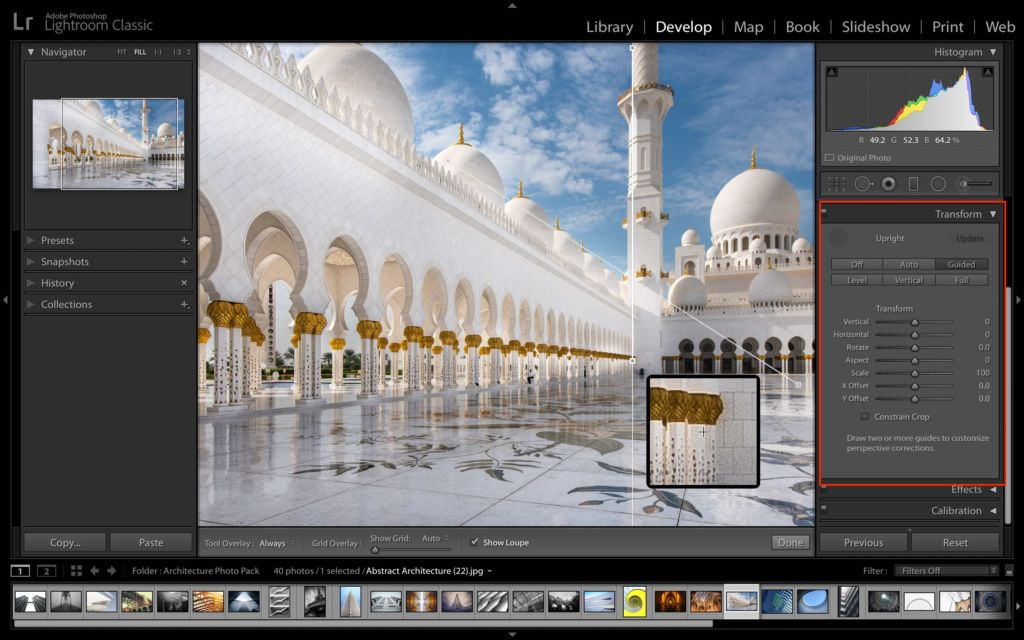 8-key-tools-you-should-be-familiar-with-in-lightroom-classic-transform